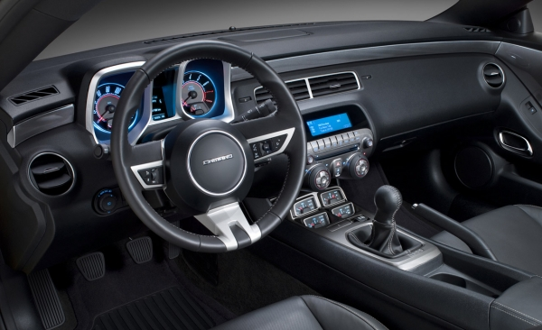 2010 Chevy Camaro Dash Kits