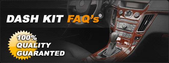 Dash Kits FAQs